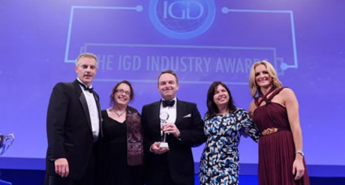 Burton's Biscuit Company Wins IGD Award for its Innovative Cadbury Fabulous Fingers