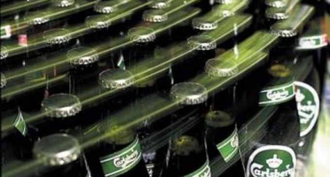 Carlsberg Starts Construction of First Brewery in Myanmar
