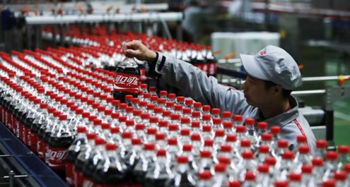 Coca-Cola Continues Strong Investment in China with Opening of 43rd Production Facility