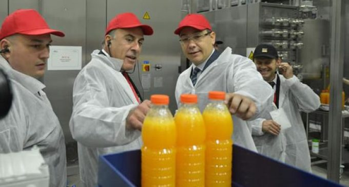 Coca-Cola System Invests €22 Million in New Romanian Bottling Line