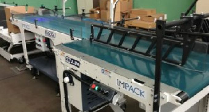 Carton makers purchase Ergosa packing systems