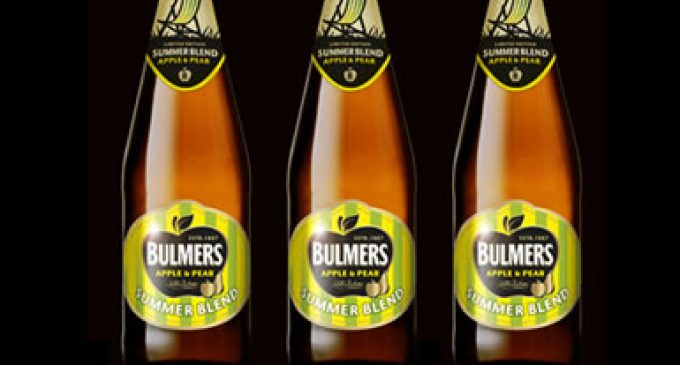 Bulmers is UK's No. 1 Modern Cider