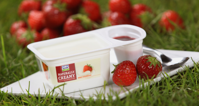 UK Yogurt Industry Joins Forces to Promote Category Growth