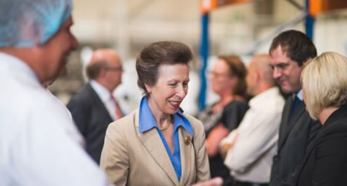A 'Sweet Treat' For Princess Royal