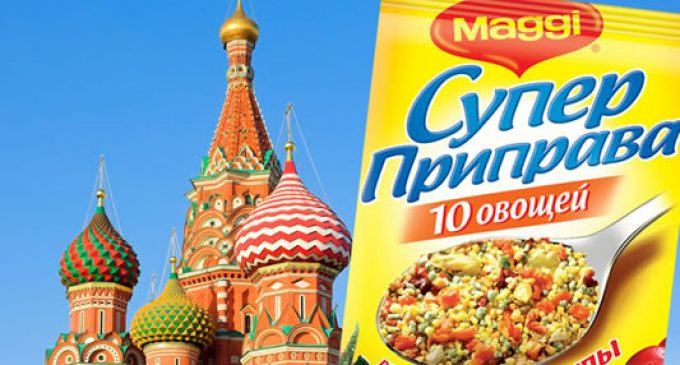 Nestle sees turnaround in Russian consumer decline
