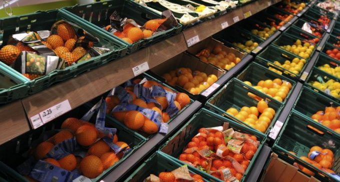 Tesco Tackles Food Waste