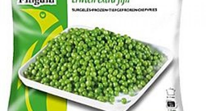 Frozen vegetables add zip to bags