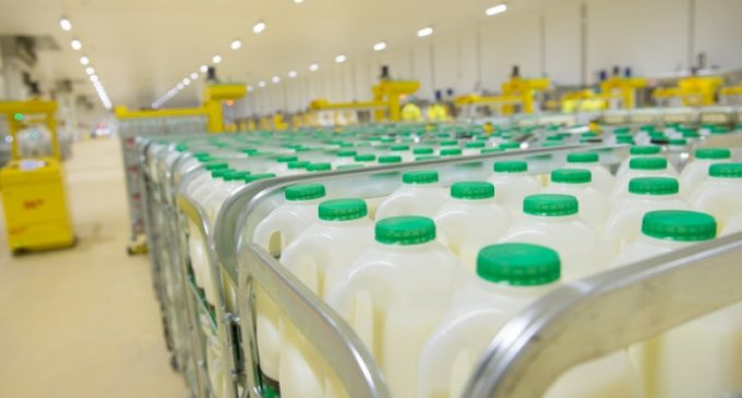 Arla Foods Starts Up World's Largest Fresh Milk Dairy