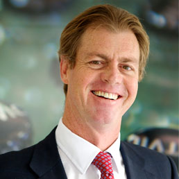 Simon Litherland, chief executive of Britvic.