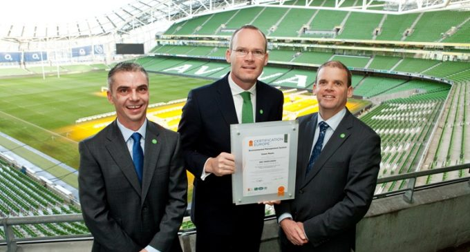 Dawn Meats Receives Environmental Management Certificates