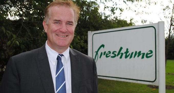 Freshtime is Ripe For Growth Says New MD