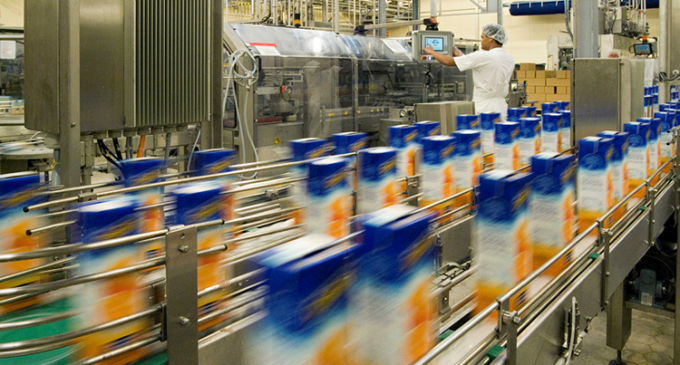 FrieslandCampina to Restructure Dutch Business