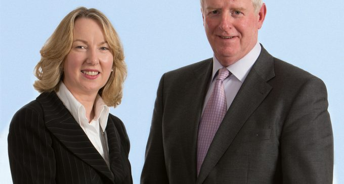 Changing of the Guard at Glanbia