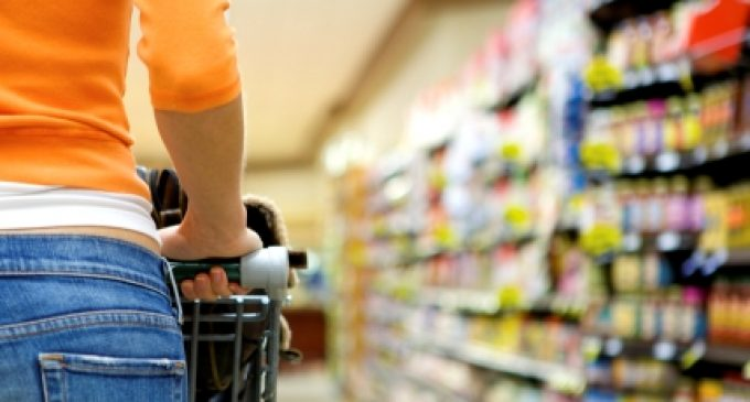 UK Grocery Market Shares Move in Two Directions