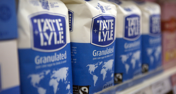 Profits Fall at Tate & Lyle