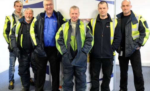 Partner Logistics Wisbech Invests in Work-based Training