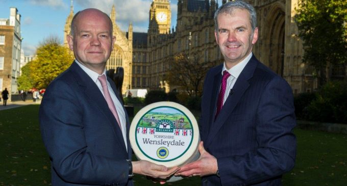 Yorkshire Wensleydale Cheese Gains PGI Status