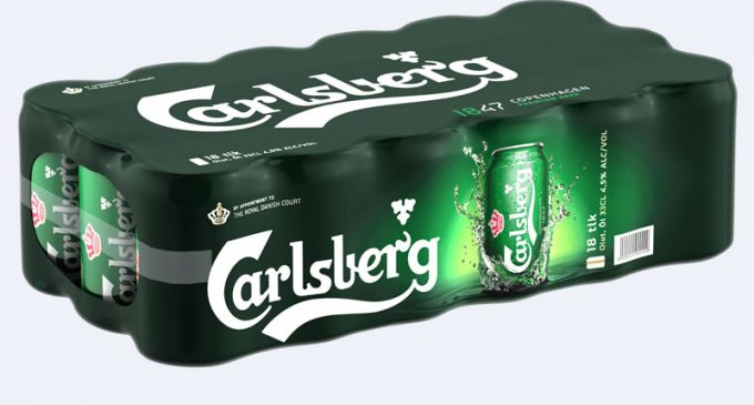 Carlsberg Launches 'Cheers to Green Ideas'