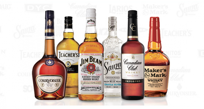 Beam Suntory Changes Regional Structure