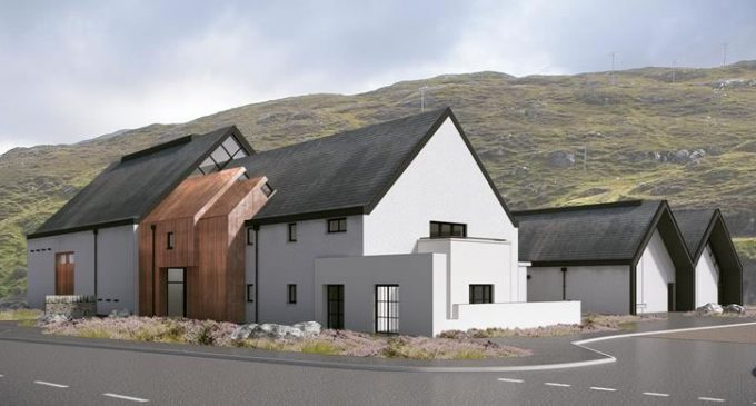 New Scottish Whisky Distillery