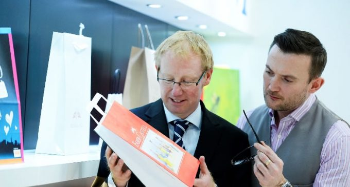 Record Numbers Flock to UK's Biggest Packaging Show