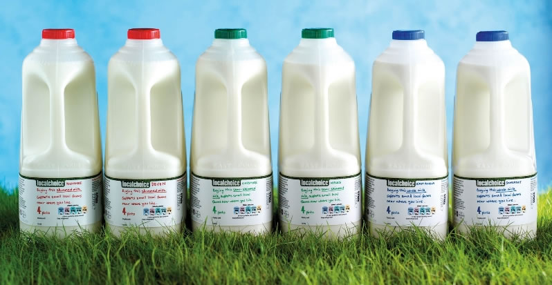 Tesco Unveils Fair For Farmers Guarantee on All its Milk