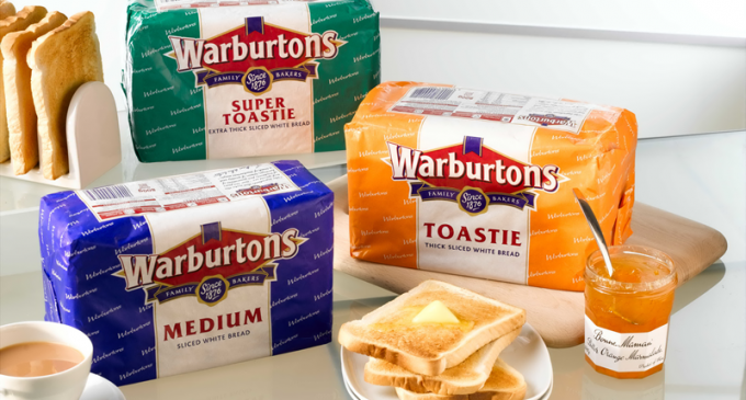 Warburtons Receives Green Light For New £20 Million Bakery