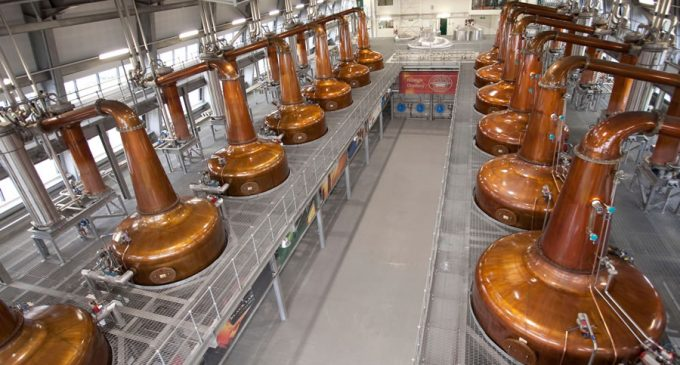 Challenging Year For Diageo