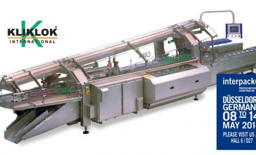 Kliklok Showcases Cartoning Equipment at Interpack 2014