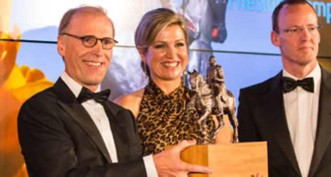 FrieslandCampina Wins King Willem I Award
