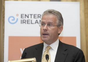 Stan McCarthy, chief executive of Kerry Group.