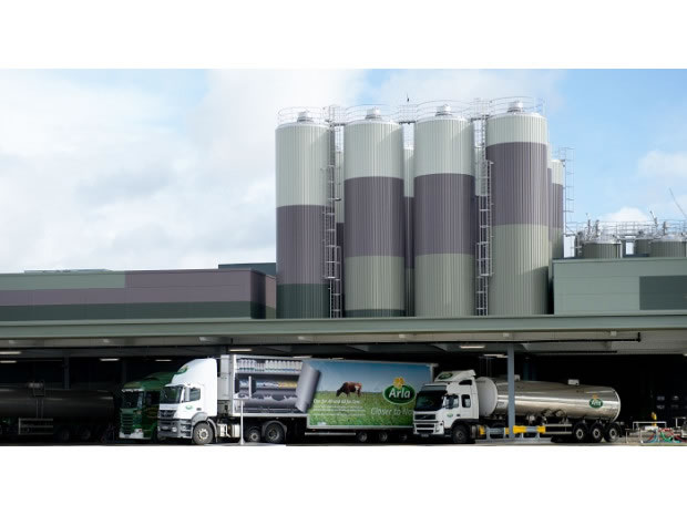 Arla Foods Shows Resilience in Tough Times