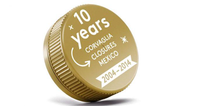 Corvaglia Mexico: 10-year anniversary