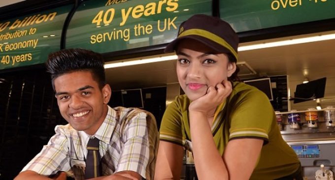 McDonald's Announces Further UK Expansion