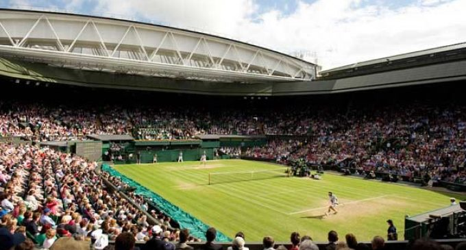 Is it Game, Set and Match For Traditional Cream at Wimbledon?