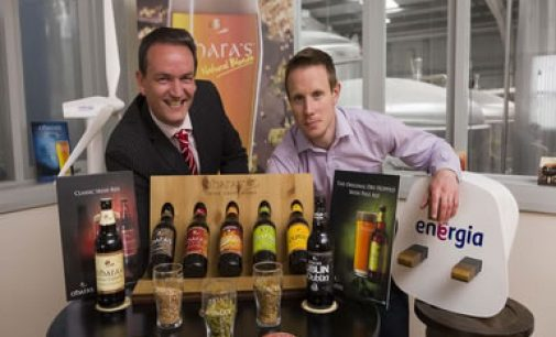 Carlow Brewing Company signs 400,000 kWh green energy deal