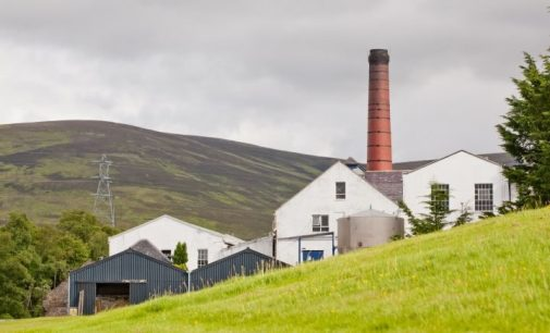 Another Scottish Distillery Goes Green