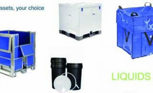 Contraload Tailors IBCs and Pooling Services to Meet Specific Customer Requirements
