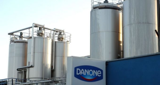 Transformation Underway at Danone