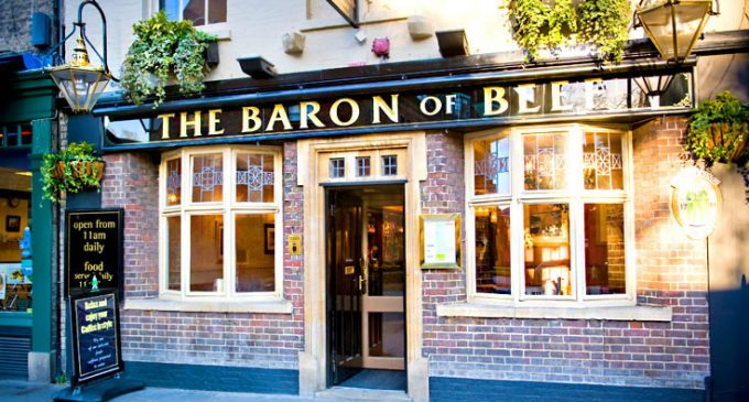Tough September Trading Hits British Restaurant, Pub and Bar Groups