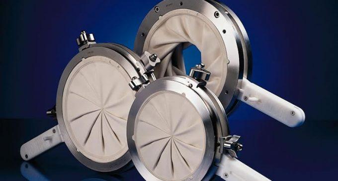 New Mucon Series K Iris Valve Technology