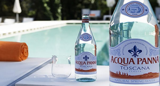 Italian Mineral Water Acqua Panna Marks 450 Years of History