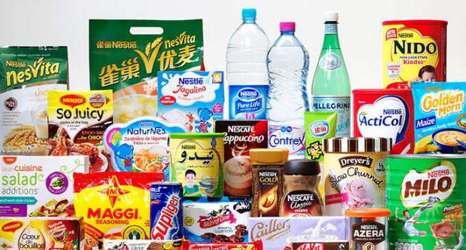 Strong 2014 Results From Nestlé