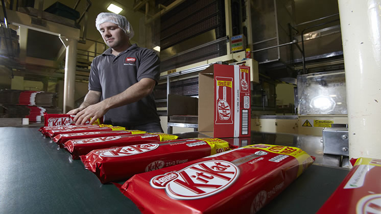 KitKat Hits 100% Sustainable Cocoa Goal in World First