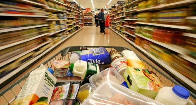 UK Grocery Market to be Worth £203 Billion by 2019