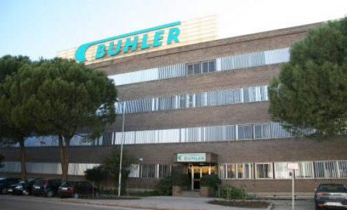 Bühler Group: Marked rise in order intake