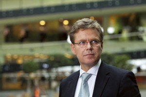 Peder Tuborgh, chief executive of Arla Foods.