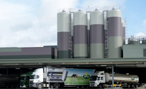 Arla Foods UK Delivers First Half Revenue Growth of 3%