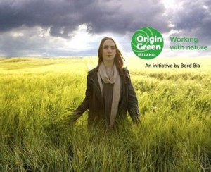 Bord Bia's 'Origin Green' national sustainability development programme is designed to help Ireland become a world leader in sustainably produced food and drink.