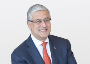 Ivan Menezes, chief executive of Diageo.